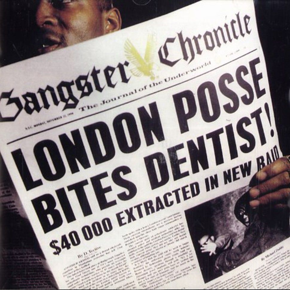 Image result for london posse gangster chronicle