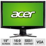 Acer G185HV 19-inch Class Widescreen LCD Monitor