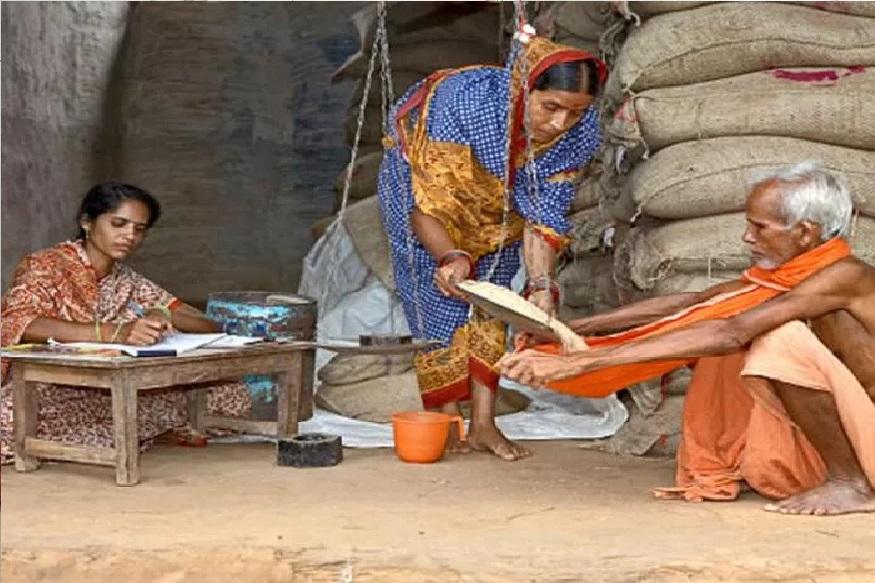 मध्य प्रदेश में अब राशनकार्ड के बिना भी गरीबों को मिलेगा राशन