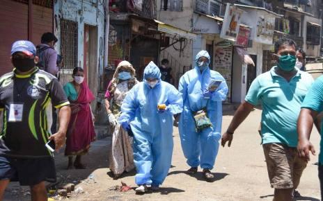 पिछले 24 घंटों में मुंबई में हर घंटे कोरोना से एक की जान चली गई, अब तक 621 की मौत – पिछले 24 घंटों में, कोरोना से मुंबई में हर घंटे कई लोगों की मौत हुई, अब तक 621 की मौत हो गई। राष्ट्र – समाचार हिंदी में