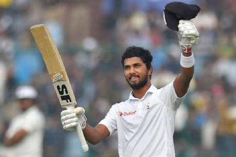 श्रीलंकाई कप्तान दिनेश चांडीमल एक टेस्ट मैच के लिए सस्पेंड, बॉल टेंपरिंग का है आरोप