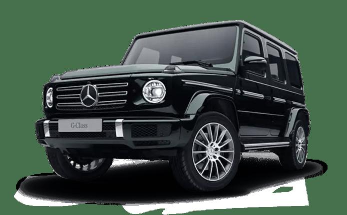 Mercedes-benz G-class (HT Auto photo)