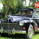 Exclusive Amazing Before To After Transformation Of A 60 Year Old Peugeot 203