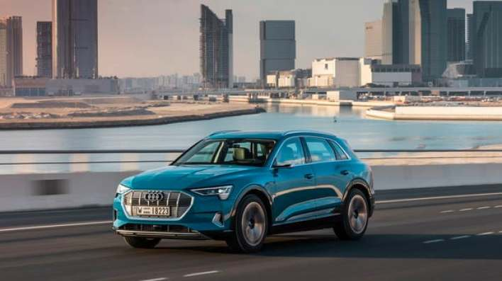 audi offers curated packages for upcoming e-tron, e-tron sportback evs