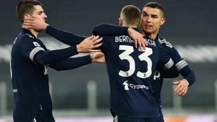 Ronaldo and Ramsey on target as Juventus beat Sassuolo | Hindustan Times