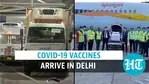 Первая партия вакцин Ковишилда SII доставлена в Дели