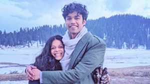 Irrfan Khan's son Babil shares a gesture on the wrapping of the first leg of the first film, Anarnka Sharma's brother Karnesh disagrees