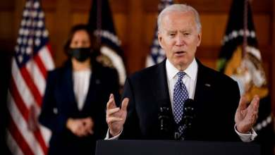 Biden says situation with Russia's Navalny 'totally unfair'