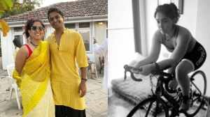 Aamir Khan's daughter Ira Khan calls her boyfriend Nupur Shikhare an 'excited puppy' as he shouts at her during a rehearsal