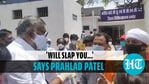 Why union minister Prahlad Patel lost his cool at covid hospital; video goes viral