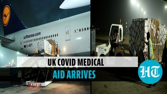 Covid aid from UK