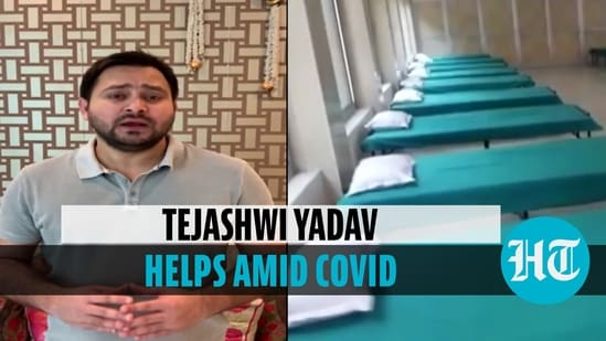 RJD leader's help amid Covid-19