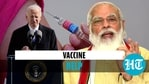 USA to donate 8 crore excess vaccines to other nations (Agencies)