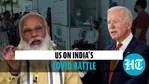 Joe Biden & Narendra Modi