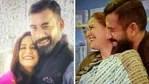 मोना सिंह और श्याम राजगोपालन 27 दिसंबर, 2019 को शादी के बंधन में बंधे।