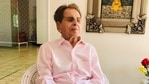 Dilip Kumar is being discharged from the PD Hinduja hospital in Mumbai.