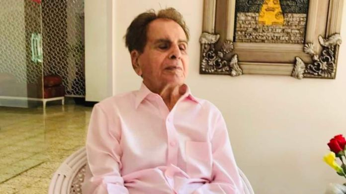 Dilip Kumar discharged from hospital, family friend shares health update -India News Cart