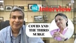 Dr Anurag Agrawal on third Covid wave threat (HT)
