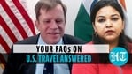 US Embassy official answered questions on India-America travel (HT)