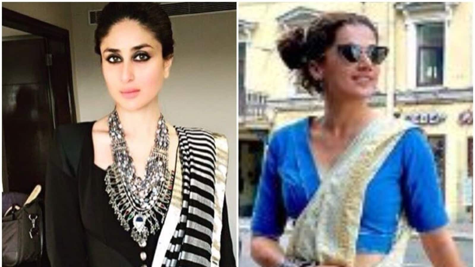 """Taapsee Pannu Ends Attacks Against Kareena Kapoor For Raising Her Fees For Playing Sita: """"If It Was A Man …"""" 