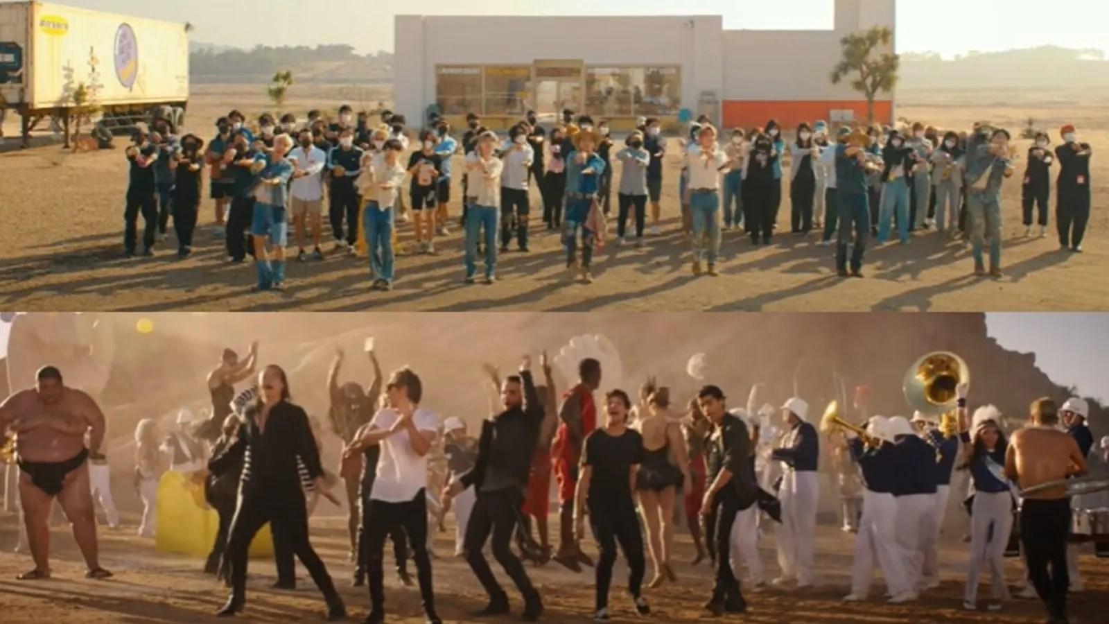 Permission To Dance Wallpaper  20s20fl20ygvnkx20m / Bts members ...