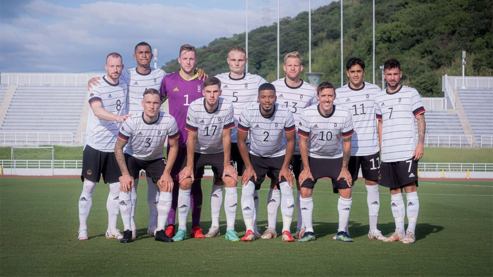 Olympics-Soccer-Germany walk off in friendly after alleged racist abuse    Olympics - Hindustan Times
