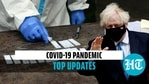 Covid-19 top updates