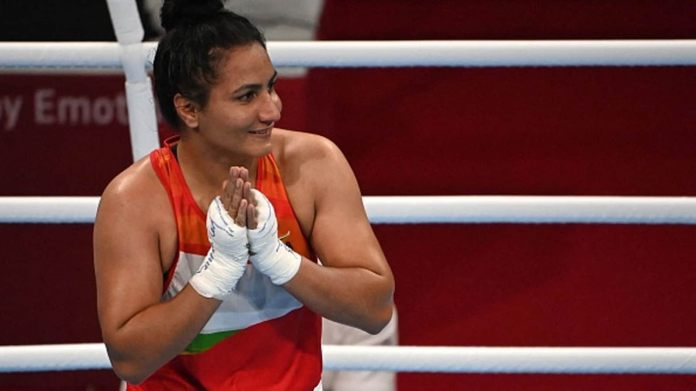 Tokyo Olympics: Debutant boxer Pooja Rani enters quarters with strong show  | Olympics - Hindustan Times
