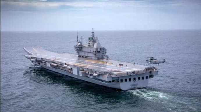 India's Indigenous Aircraft Carrier