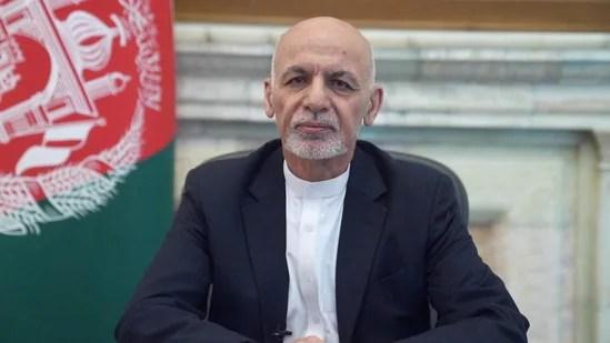 Coward': Afghan social media angry as Prez Ashraf Ghani flees amid chaos |  World News - Hindustan Times