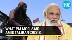 PM Modi's comment at Somnath event amid Taliban Takeover