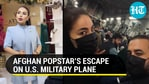 How Popstar Aryana Sayeed escaped Afghanistan on US plane after Taliban takeover