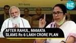 Mamata slams monetisation plan after Rahul Gandhi