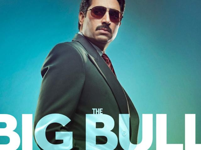 Still image from the movie The Big Bull