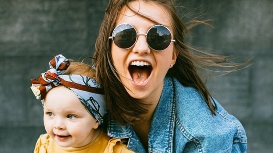 All children need their parent's attention. Just give the baby that much-needed attention and make them feel wanted. Try to address their concerns properly.(Pexels)