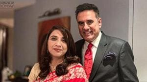 Boman Irani and Zenobia have been married for 35 years.(Humans of Bombay)