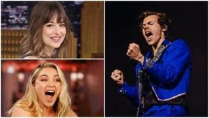 Harry Style's second feature film will be with Dakota Johnson and Florence Pugh.