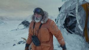 The Midnight Sky movie review: George Clooney sports a Santa Claus beard in his big-budget sci-fi thriller.