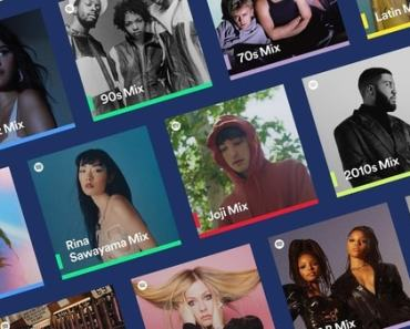 Spotify is launching a new playlist based on artist, genre