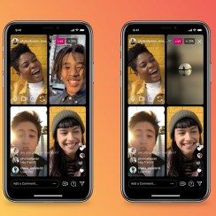 You can now turn off audio and video on Instagram Live