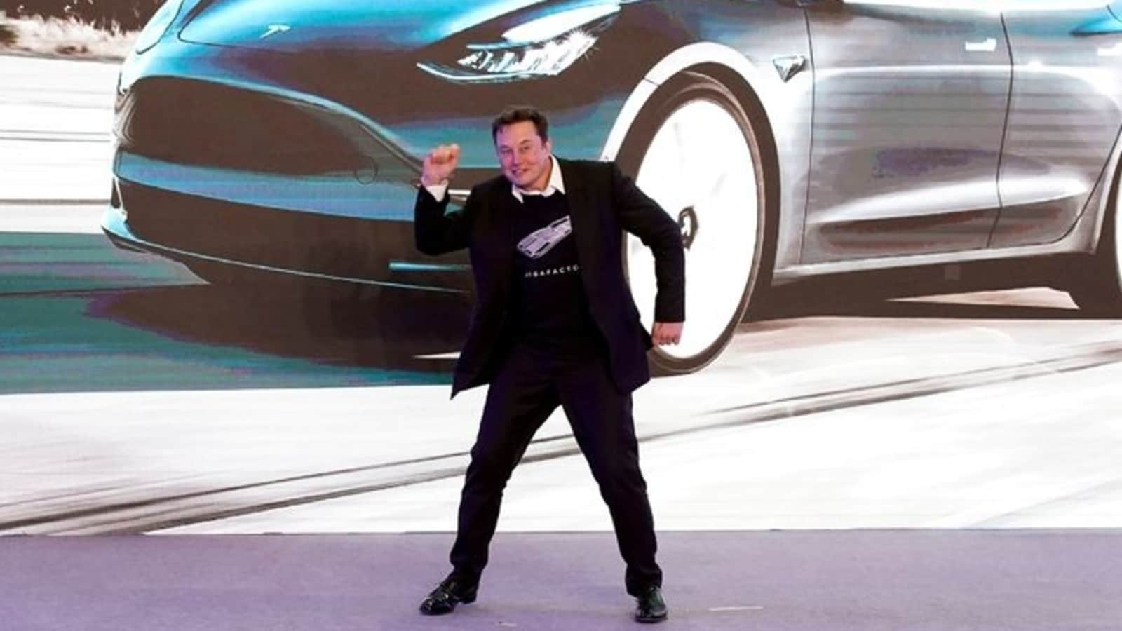 Elon Musk says Tesla Model S Plaid delivery pushed back to June 10 -India  News Cart
