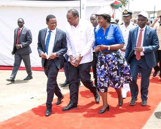 Governor Mutua: Why Uhuru, Raila handshake was inevitable