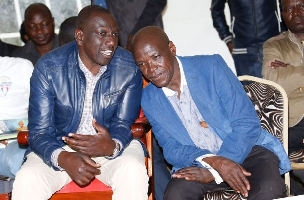 Khalwale responds to Atwoli after he said Ruto won't be in next ...