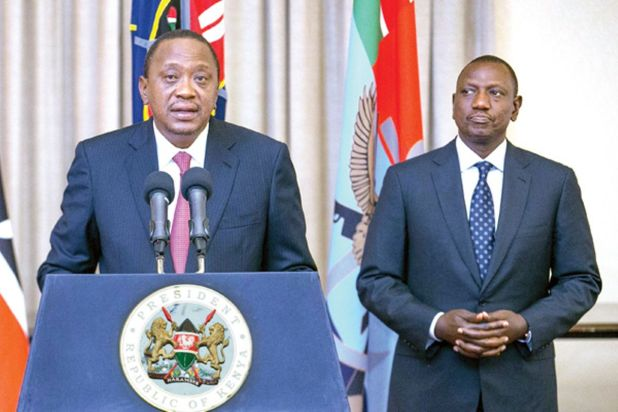 Here are the two things dividing Uhuru and Ruto