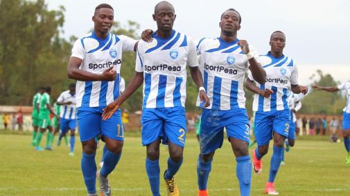 , AFC Leopards Name Interim Captain in place of Injured Kamura