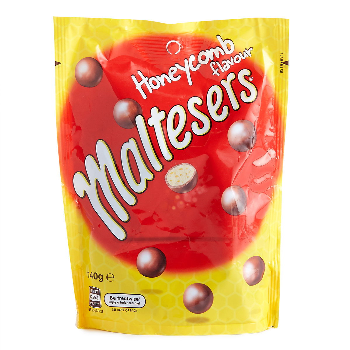 Image result for honeycomb maltesers