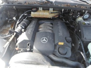 Used 1998 Mercedes Benz Ml320 Front Body Headlamp Assembly Left 1