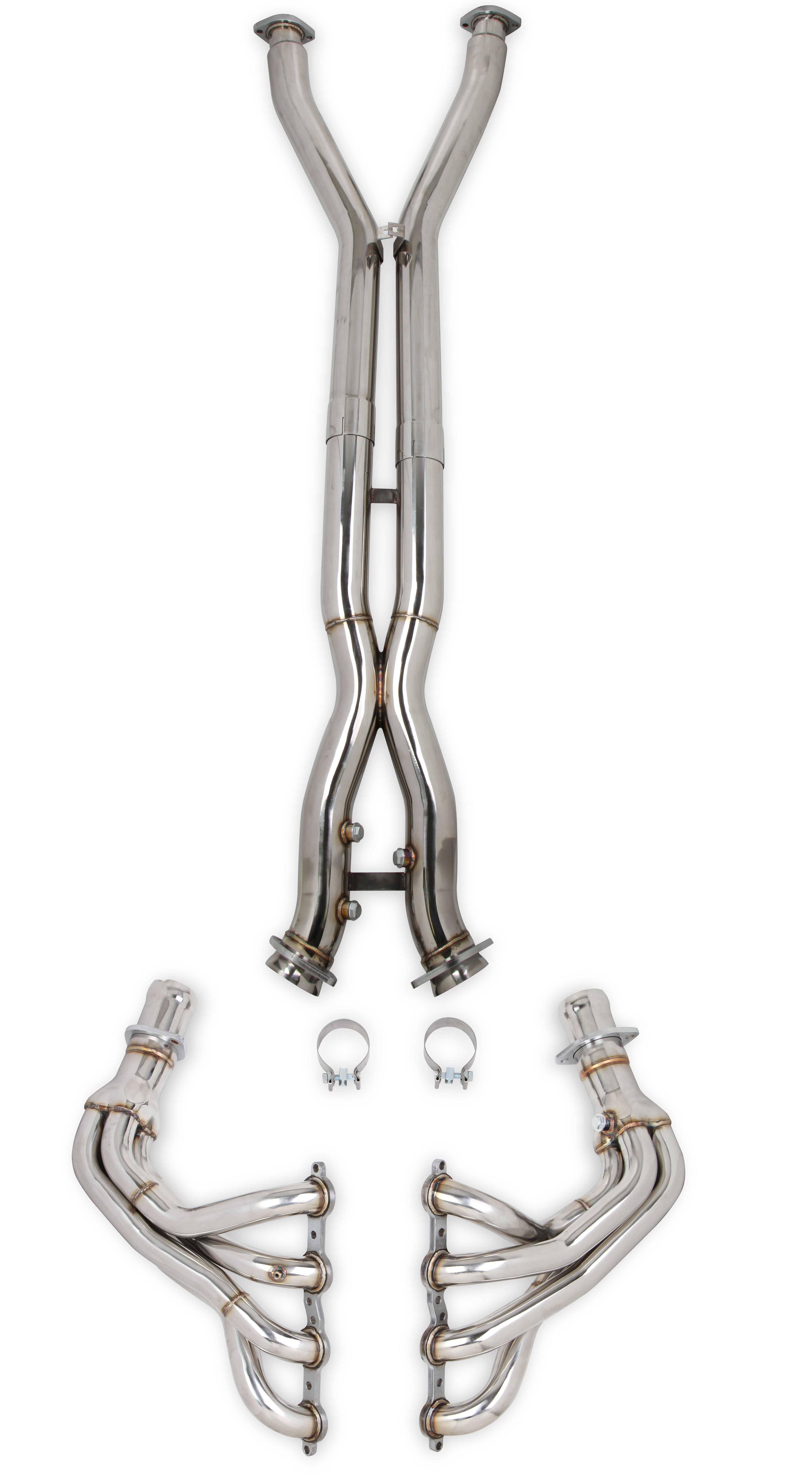 Flowtech Flt Flowtech C5 Corvette Long Tube Headers