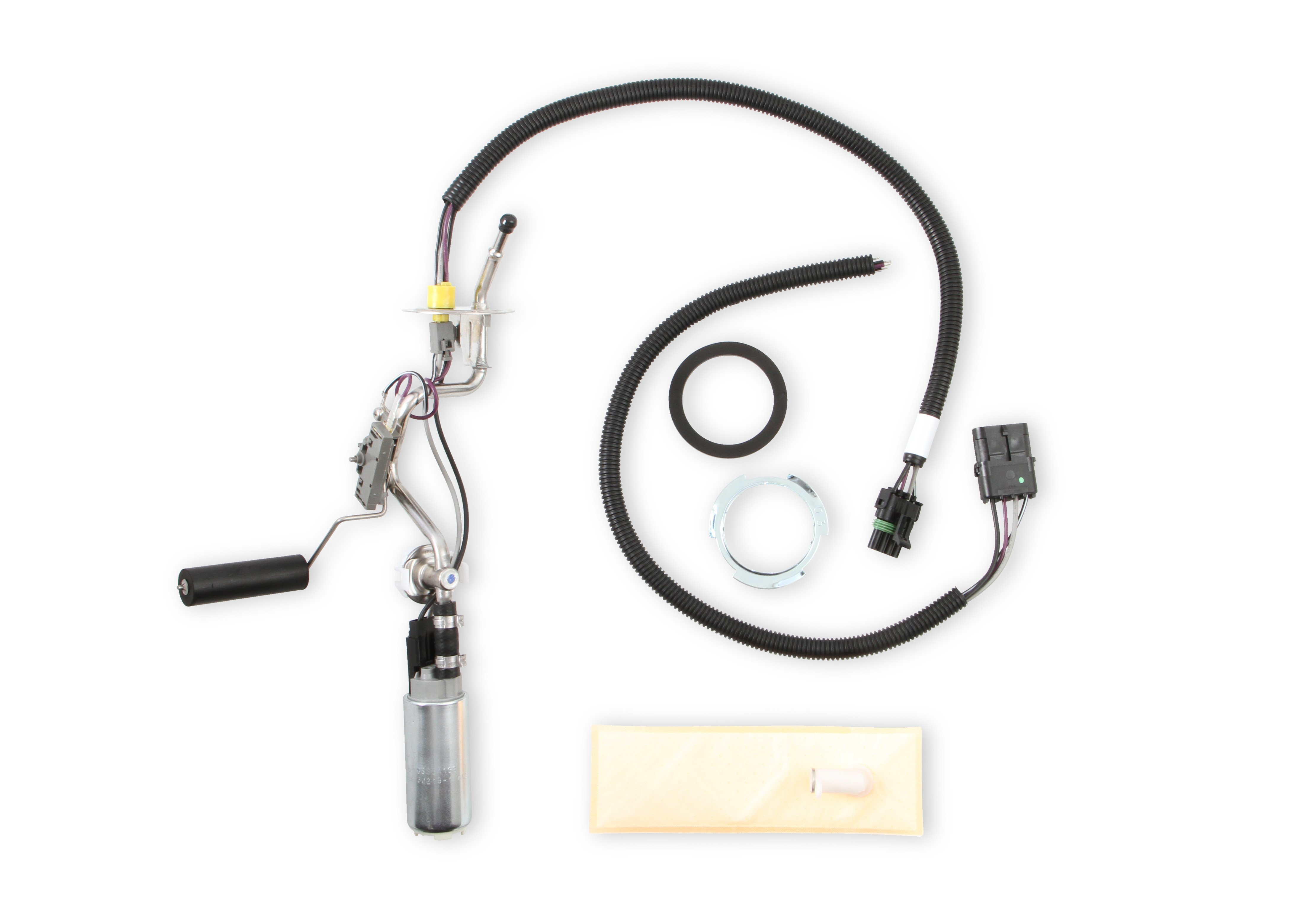 Holley 12 314 Holley 255 Lph Oe Style Efi Fuel Tank Modules