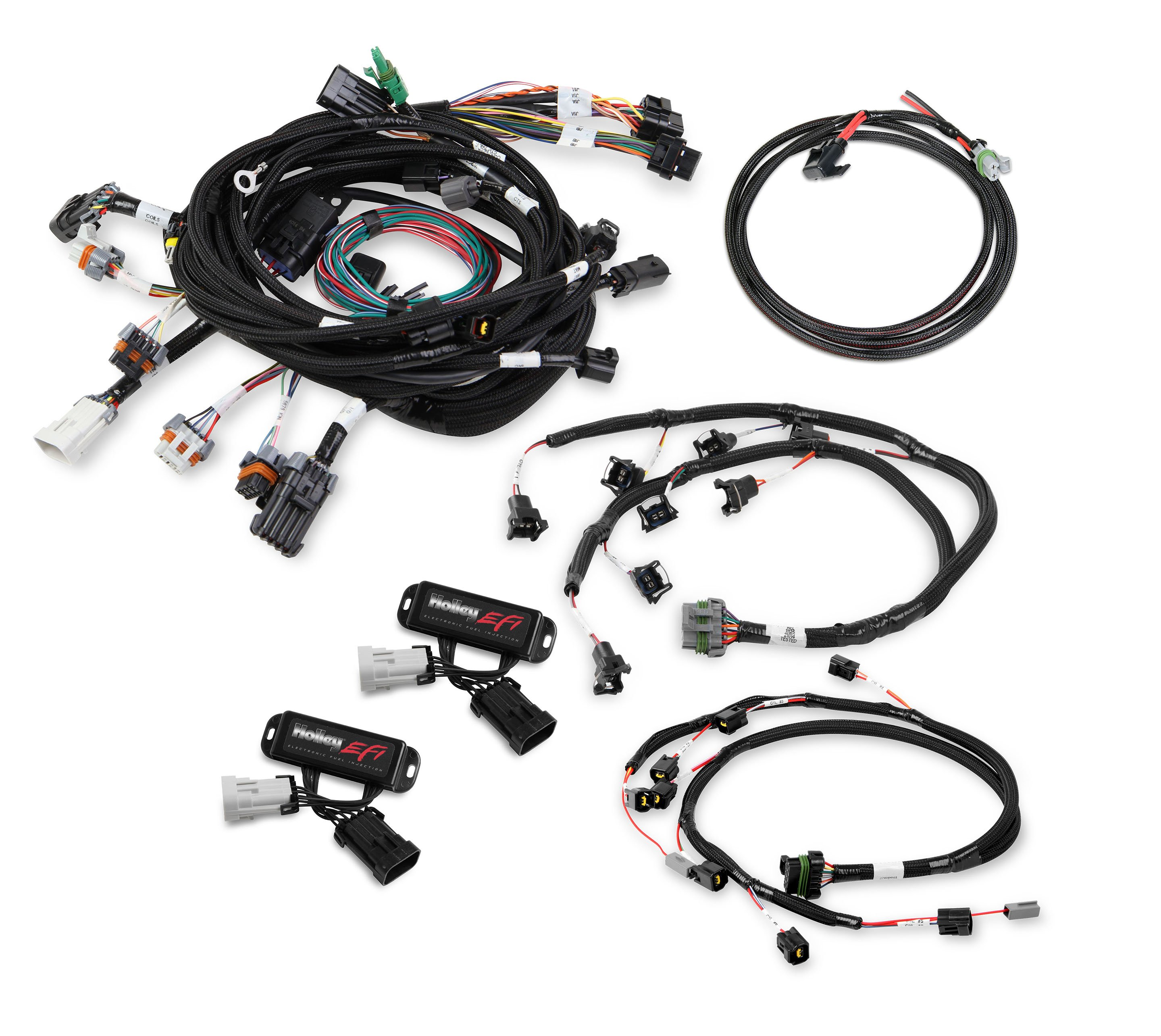 Ford Fuel Injection Wiring Harnes